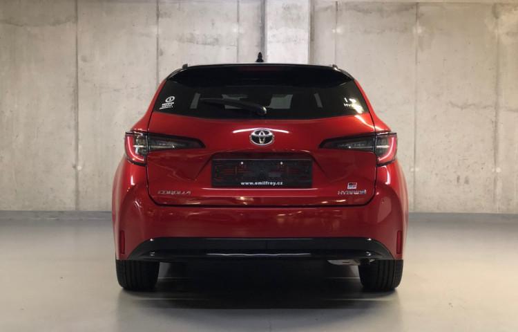 Toyota Corolla 1,8 HYBRID GR SPORT DYNAMIC