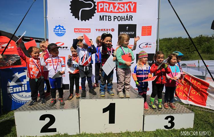Kbelský závod ukončil jarní část TOMKET Pražského MTB poháru!