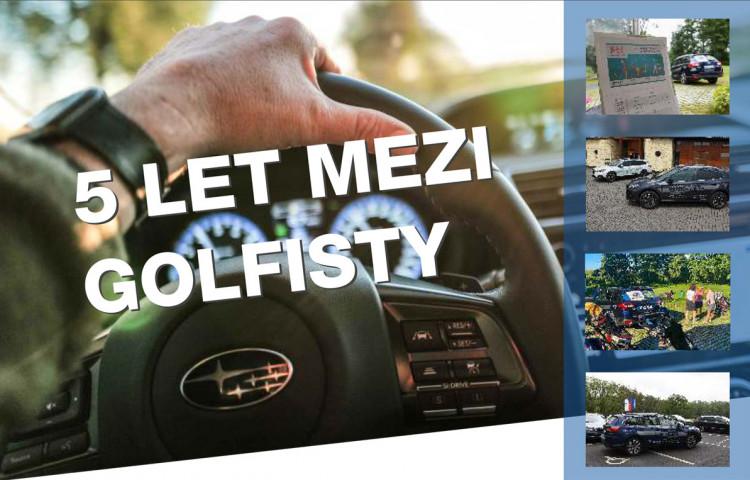 5 LET MEZI GOLFISTY