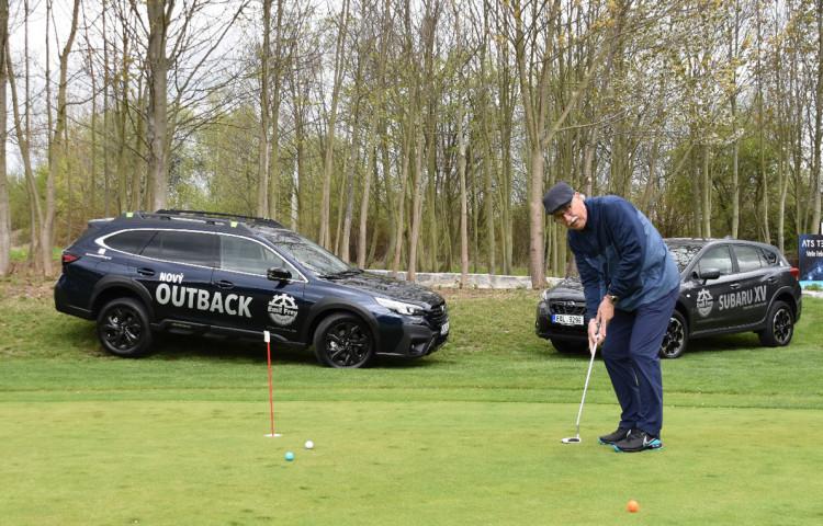 Spolupráce s Golf Molitorov