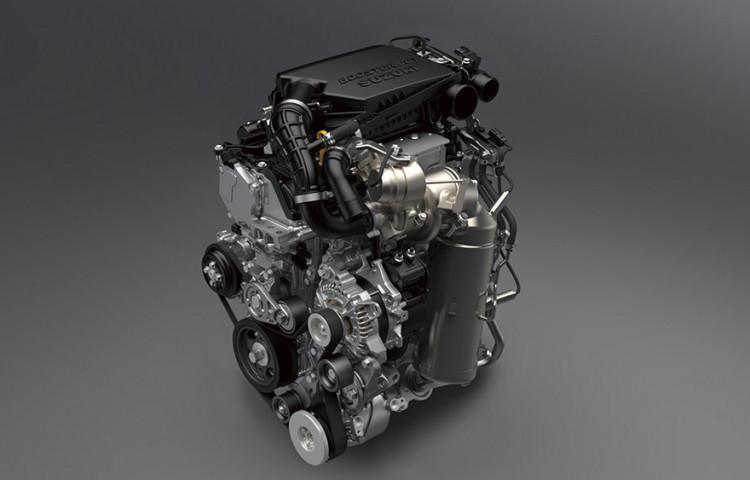 Zcela nová pohonná soustava pro SUV Vitara a S-Cross