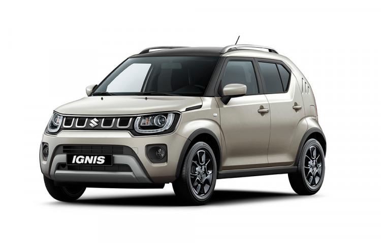 Suzuki Ignis přijíždí s výraznějším designem a úspornějším motorem