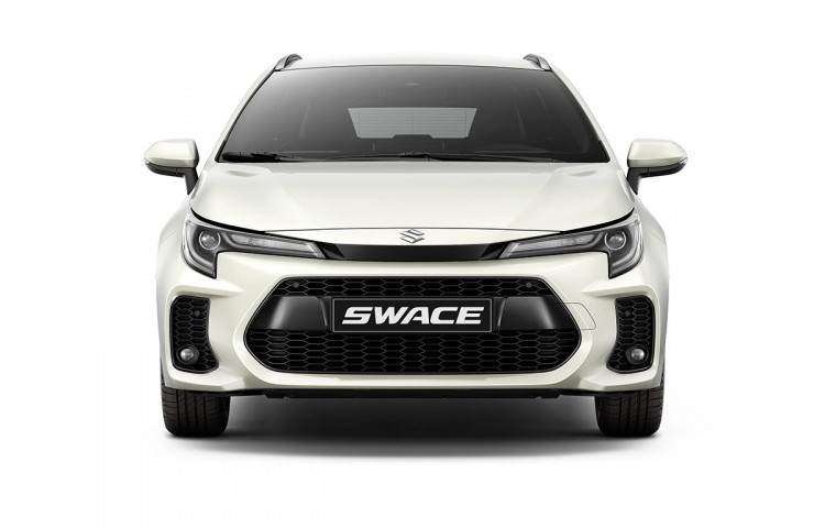 Předprodej kombi Suzuki Swace zahájen