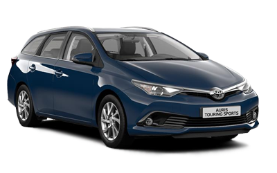 Emil Frey Toyota Auris Touring Sports