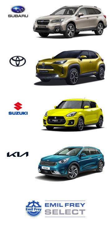 Emil Frey: Emil Frey, prodejce, Praha, Subaru, Toyota, Kia, Suzuki