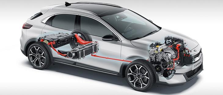 Emil Frey KIA XCeed Plug-in Hybrid