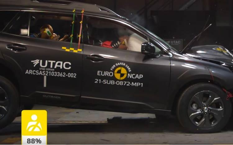 Test Subaru Outback 2.5i-S X ES Edition. Pro rodinu jen to nejlepší