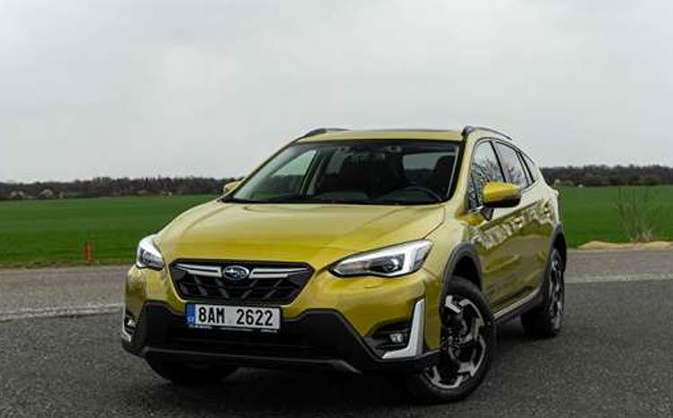 Redakční test: Subaru XV 1.6 (2020)