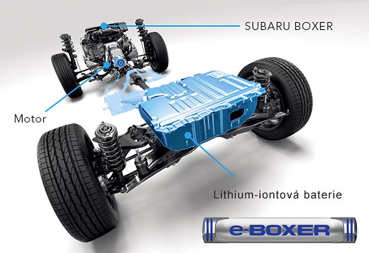 Emil Frey Subaru Hybrid