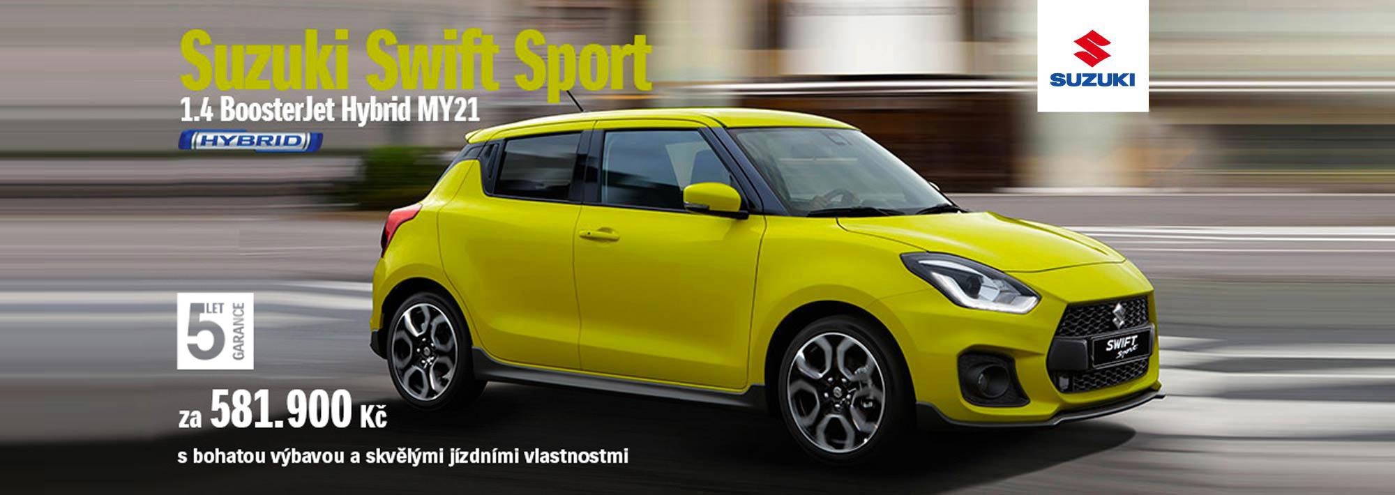 Emil Frey ČR: Suzuki, Vitara, Ignis, S-Cross, Swift, Swift Sport, Emil Frey