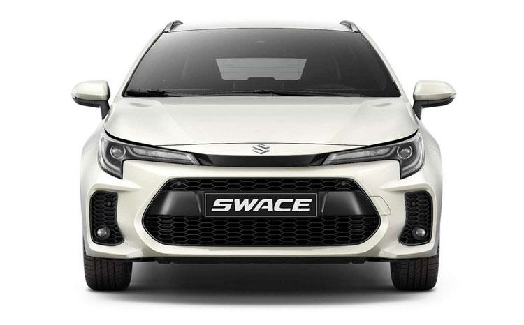 Suzuki už má zase kombi! Swace vychází z Corolly TS a je zbraní pro boj s emisemi